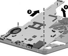 PCA SYSTEM BOARD HD5470/1G DSC