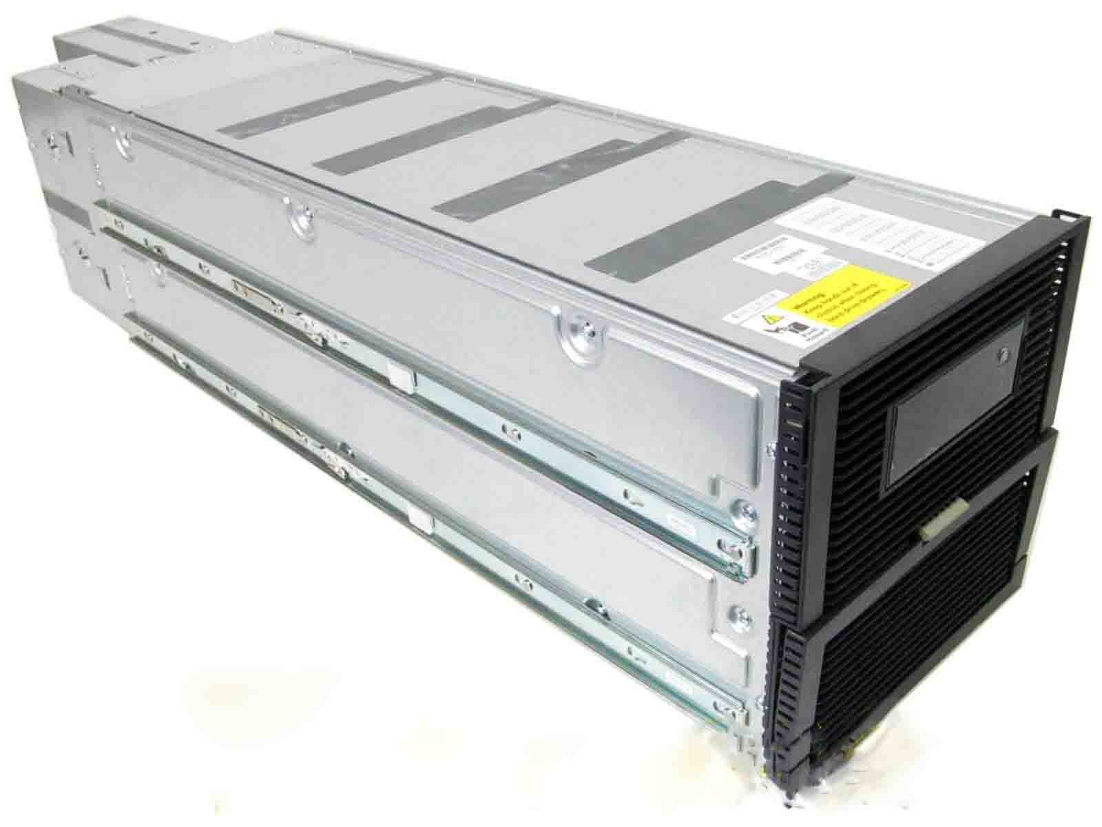 Hard drive drawer with hard drive backplane and cables
