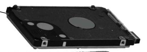 HDD 500GB 7200RPM SATA RAW 2.5IN