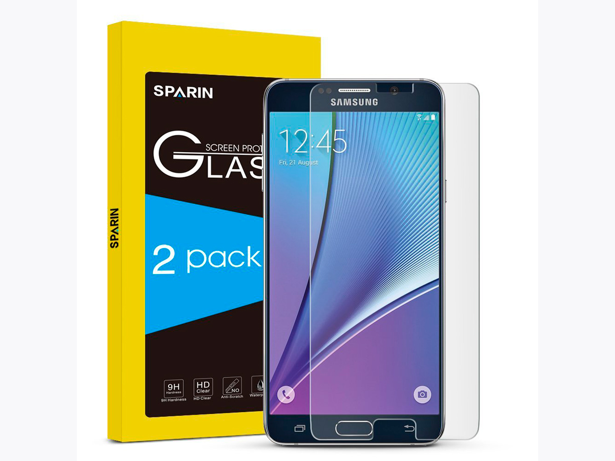 THIS SPARIN TEMPERED GLASS SCREEN PROTECTOR (2 PACK) IS SPECIFICALLY DESIGNED FO