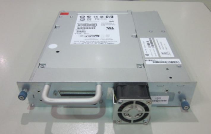 LTO-4 Ultrium MSL 1760 SCSI tape drive assembly - Half height form factor - Includes module