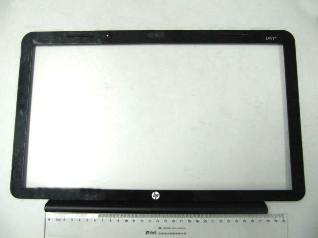LCD panel front bezel assembly (v1.2)