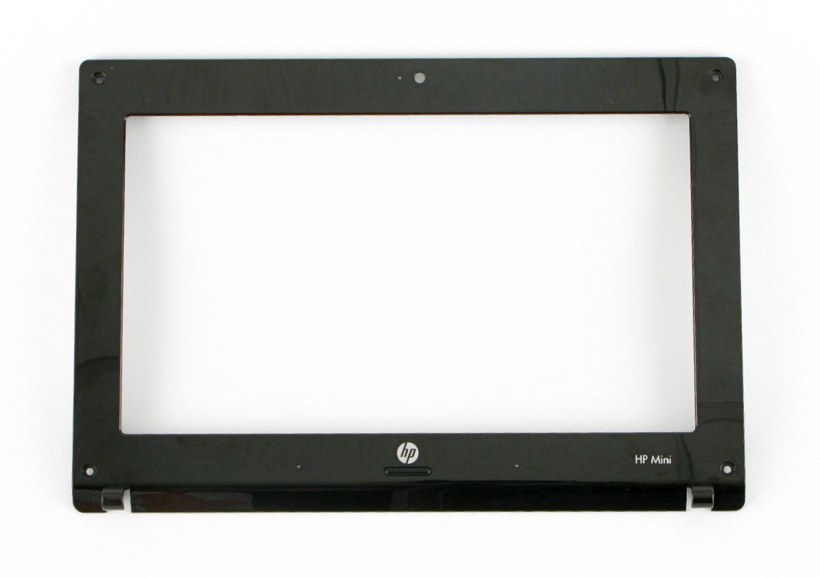 Display bezel - For use on models without touch screen but with webcam
