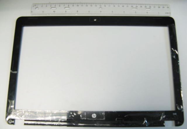 LCD BEZEL FOR MIC/WEBCAM HP