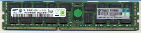 TDSourcing - DDR3 - 8 GB - DIMM 240-pin - 1600 MHz / PC3-12800 - CL11 - registered - ECC