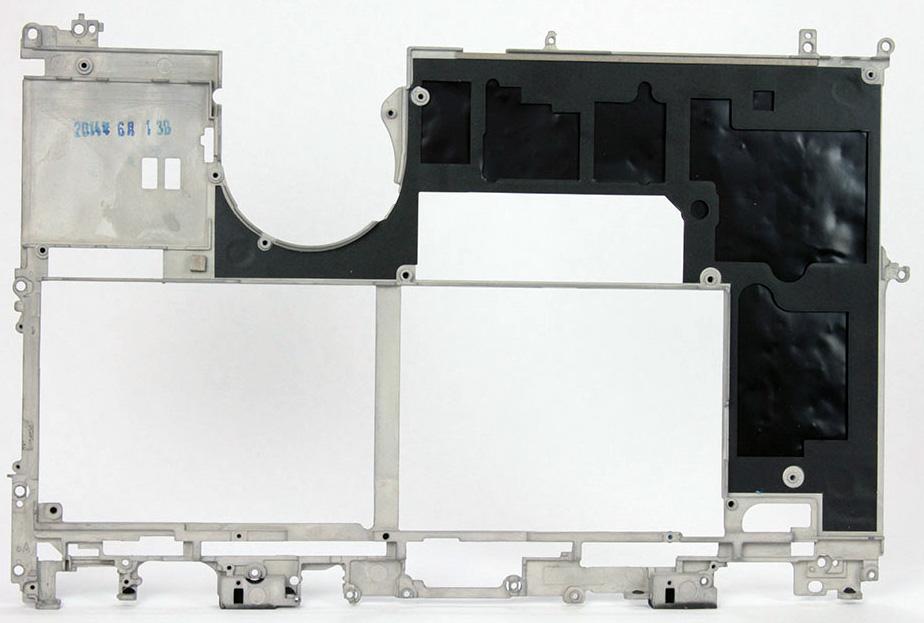 Bracket kit - Includes docking connector bracket and USB port bracket