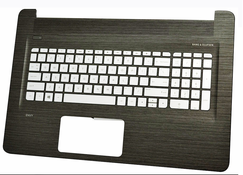 TOP COVER WITH KEYBOARD ISK BL US
