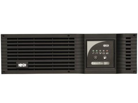 UPS Smart 5000VA 3750W Rackmount AVR 208V Pure Sign Wave 5kVA USB DB9 3URM - UPS (rack-mountable) - AC 208/240 V - 3.75 kW - 5000 VA - output connectors: 5 - 3U - for SmartPro 5000XFMRXL