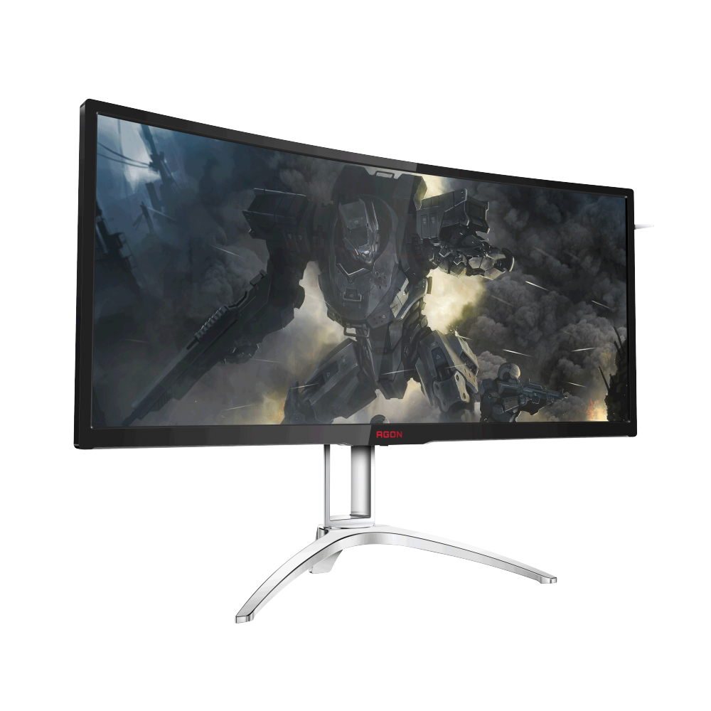 35 inch LED LCD Curved Monitor