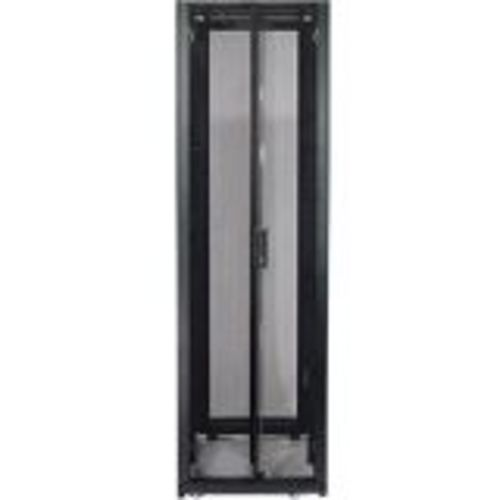 NETSHELTER SX 42U 600MM WIDE X 1070MM DEEP ENCLOSURE WITH SIDES BLACK TAA COMPLI