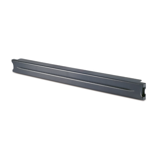 Rack blanking panel kit - black - 1U - 19 inch (pack of 10 ) - for NetShelter SX