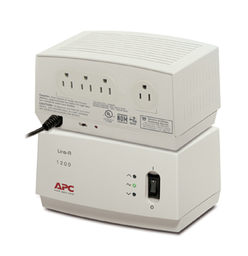 Automatic Voltage Regulation (AVR) : Automatically steps up low voltage and steps down high voltage to levels that are suitable for your equipment