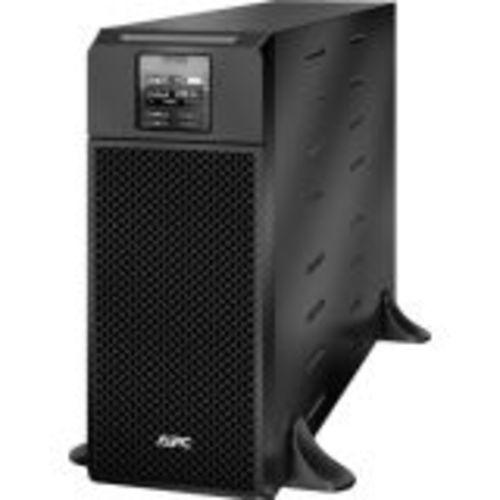 Smart-UPS SRT 6000VA - UPS - AC 230 V - 6000 Watt - 6000 VA - Ethernet 10/100 USB - output connectors: 13 - black - for P/N: SRT1500RMXLI-NC SRT1500XLI