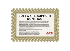 Software Maintenance Contract - Technical support - for APC InfraStruXure Change - 10 racks - phone consulting - 1 year
