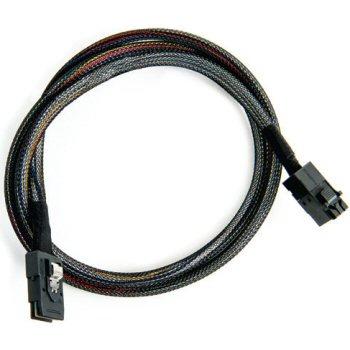 Mini-SAS HD/SAS Data Transfer Cable - Mini-SAS HD/SAS - 3.28 ft - SFF-8643 Mini-SAS HD - SFF-8087 Mini-SAS