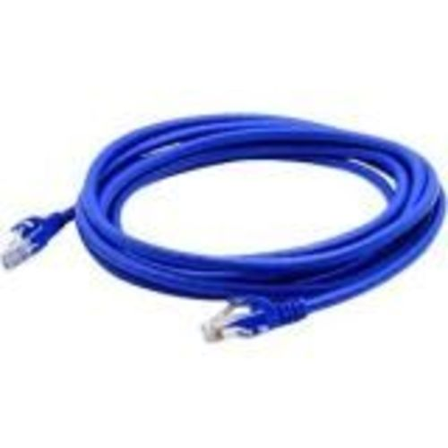 Cat.6a UTP Patch Network Cable - Category 6a for Network Device - 3 ft - 25 Pack - RJ-45 Male Network - 1 x RJ-45 Male Network - Blue