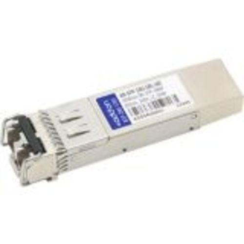 Arista SFP-10G-SRL Compatible SFP+ Transceiver - SFP+ transceiver module (equivalent to: Arista Networks AR-SFP-10G-SRL) - 10 GigE - 10GBase-SRL - LC multi-mode - up to 328 ft - 850 nm - for Arista 7050S-52 7050S-64 7050T-36 7050T-52 7124FX 7124SX 7