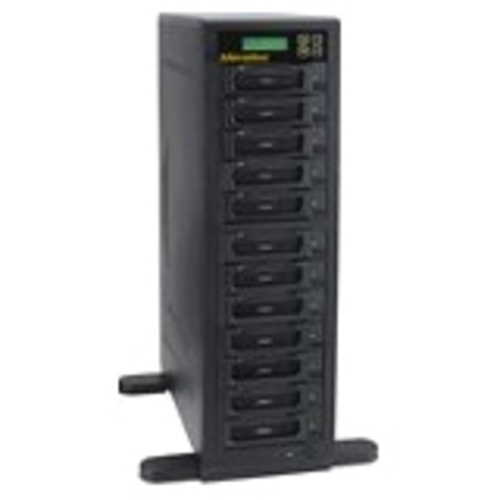 1:11 HDD Copy Cruiser IDE/SATA High-Speed - Hard drive duplicator - 11 bays (IDE / SATA)