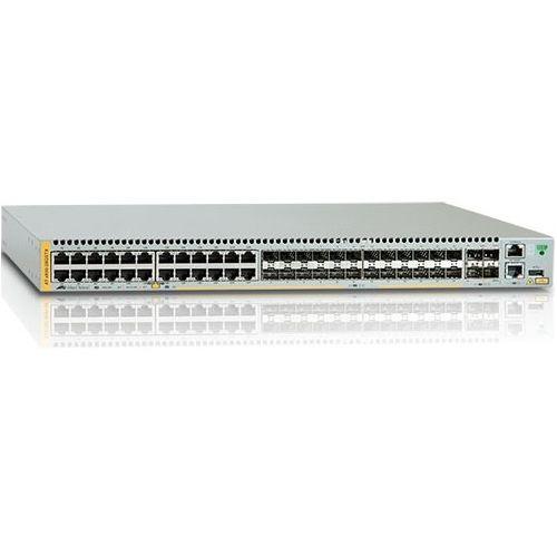 48PORT GB CU POE-OUT 4 SFP+ SLOT L3+ PER-FLOW QOS IPV4/IPV6 SW