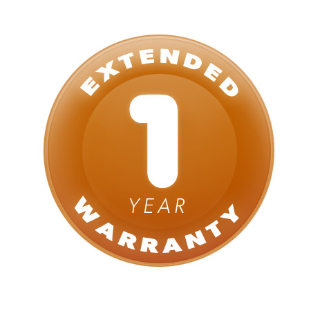 Extended Warranty Program - Extended service agreement - parts and labor - 1 year - for Ambir DS487 DS687 Duplex A6 ID Card Scanner