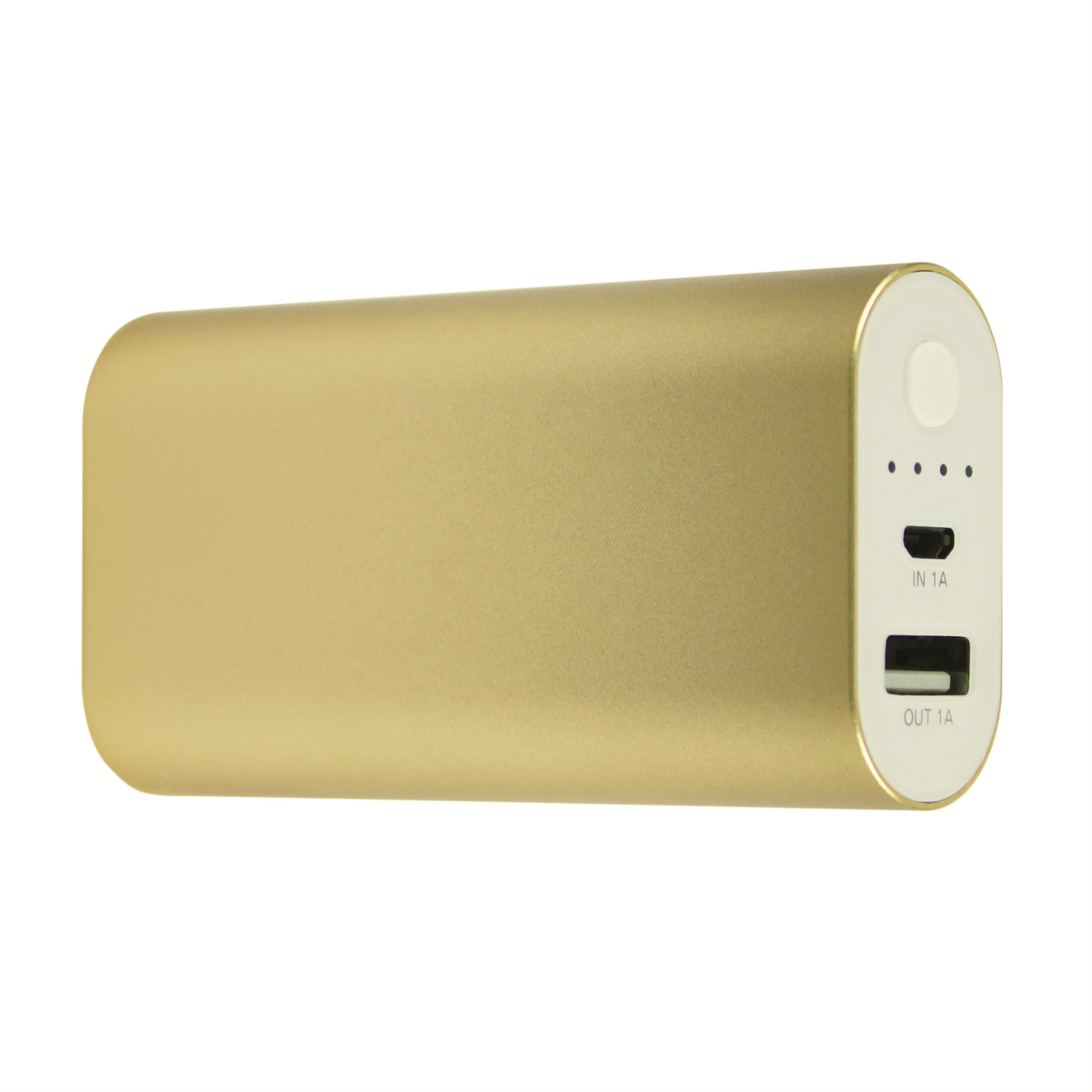 INTRODUCING THE APELPI BAR GOLD 5200MAH PORTABLE BATTERY CHARGER. THE POLISHED A
