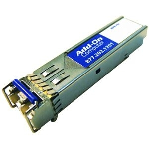 Intel TXN31111 Compatible SFP Transceiver - SFP (mini-GBIC) transceiver module - 1000Base-SX - LC multi-mode - up to 1800 ft - 850 nm