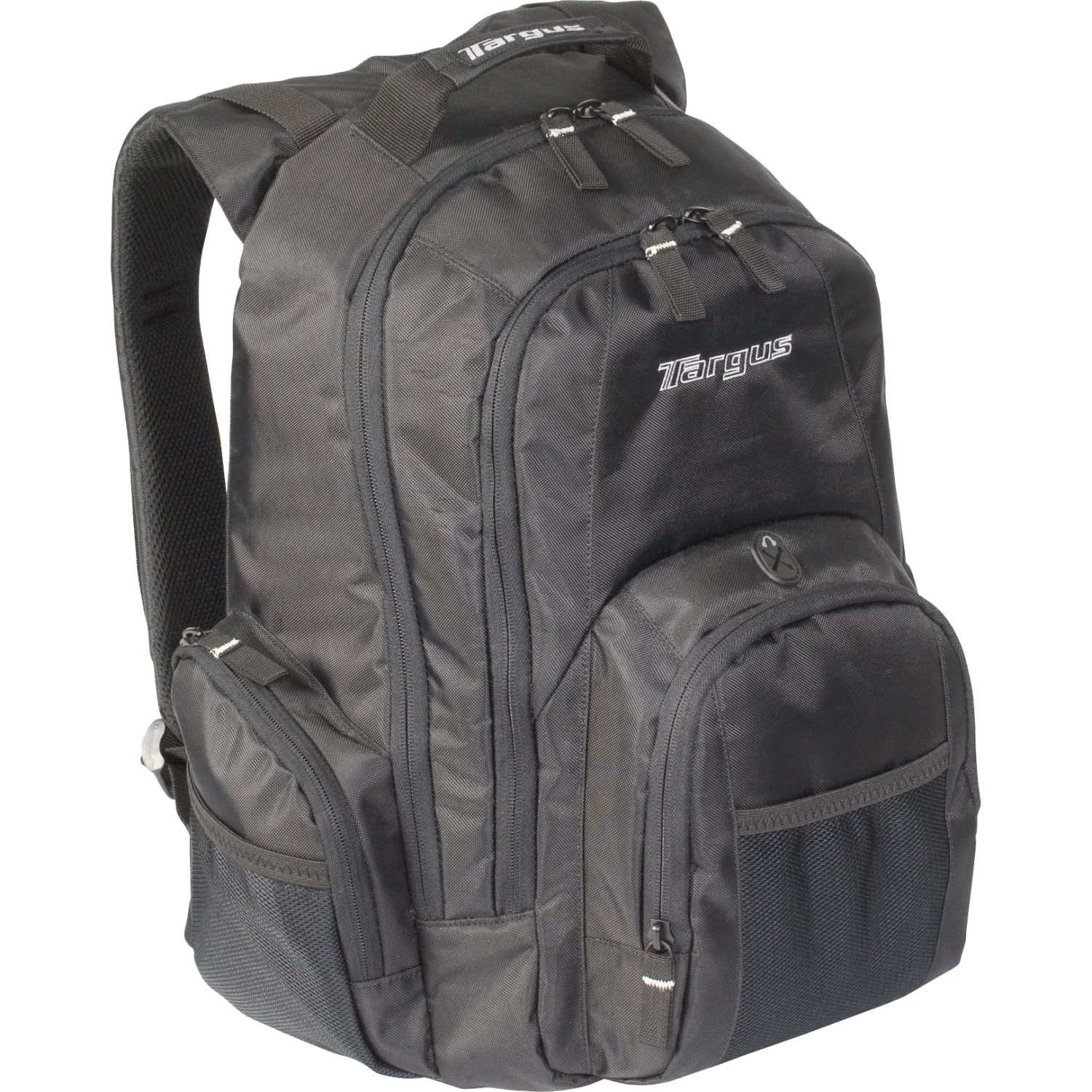 Groove CVR600 Notebook Backpack with Bryant Logo - 15 inch x 17 inch x 7.75 inch - Nylon - Black