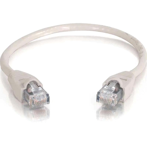 5ft Cat6 Snagless UTP Unshielded Ethernet Network Patch Cable (USA) - Gray - Patch cable - RJ-45 (M) to RJ-45 (M) - 5 ft - UTP - CAT 6 - molded snagless stranded - gray - TAA Compliant