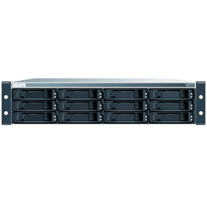 VessRAID 1830 Hard Drive Array - Serial Attached SCSI (SAS) Controller - 12 x Total Bays - JBOD RAID Levels - 2U Rack-mountable