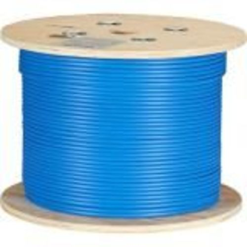 1000FT CAT6A 650MHZ SOLID CABLE F/UTP CMP BLUE