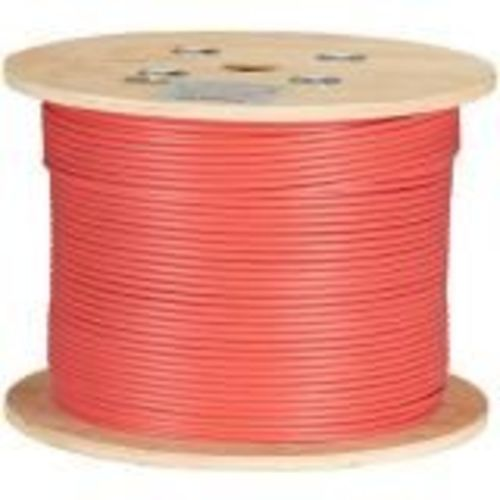 1000FT CAT6A 650MHZ SOLID CABLE F/UTP CMP RED
