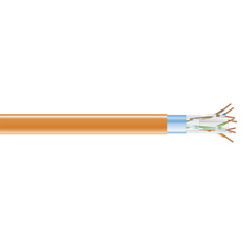 CAT6 400-MHZ SOLID CABLE F /UTP PLENUM OR 1000-FT. SPOOL