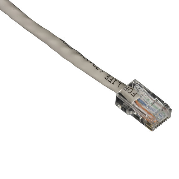 2FT BEIGE CAT5E 350MHZ PATCH CABLE UTP CM NO BOOT
