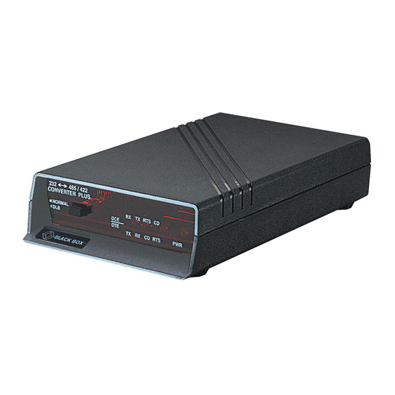 Box RS-232 to RS-485/422 Converter - 1 x DB-25 RS-232  1 x Terminal Block - External