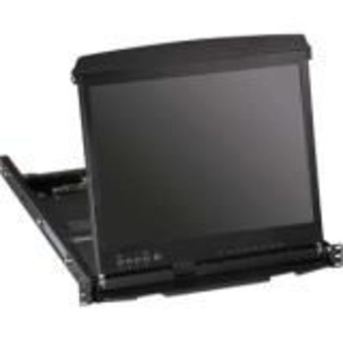 SERVVIEW V WIDESCREEN WITH 8-PO RT KVM SWITCH DVI-D USB