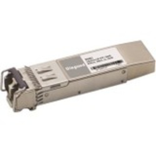 Legrand HP 455883-B21 10GBase-SR MMF SFP+ Transceiver TAA - SFP+ transceiver module (equivalent to: HP 455883-B21) - 10 GigE - 10GBase-SR - LC multi-mode - up to 984 ft - 850 nm - TAA Compliant - for HPE D2D4324 BLc3000 Enclosure ProLiant DL360p Gen8 S