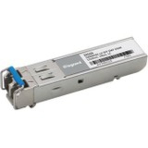 Legrand HP JD119B 1000Base-LX SMF SFP mini-GBIC Transceiver TAA - SFP (mini-GBIC) transceiver module (equivalent to: HP JD119B) - GigE - 1000Base-LX - LC single-mode - up to 6.2 miles - 1310 nm - TAA Compliant - for HP 3100 HPE 10512 12504 1910 3100