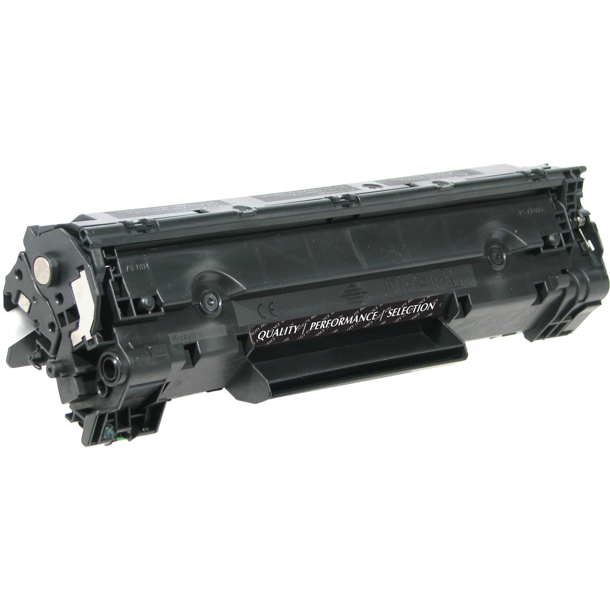 Black Toner Cartridge for HP LaserJet M1120 - Laser - 2000 Page