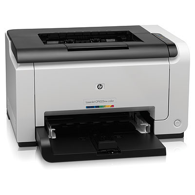 Color LaserJet Pro CP1025nw - Printer - color - color - laser - laser - Legal - Legal - 600 dpi x 600 dpi - 600 dpi - up to 17 ppm (mono) / up to 4 ppm (color) - up to 17 ppm (mono) / up to 4 ppm (color) - capacity: 150 sheets - USB 802.11b LAN 802.11g