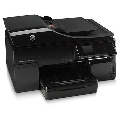 Officejet Pro 8500a Wireless All-In-One Inkjet Printer Copy/fax/print/scan