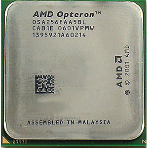 AMD Opteron 6134 - 2.3 GHz - 8-core - for ProLiant DL165 G7