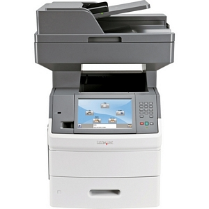 X654DE MONO MFP AF W/CAC HV with 3 YR ONSITE REPAIR TAA