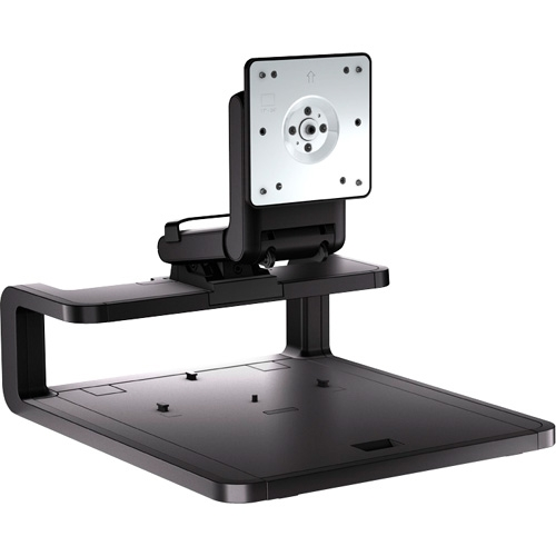 Adjustable Display Stand - Stand for LCD display / notebook - screen size: up to 24 inch - for EliteBook x360 Mobile Thin Client mt45 ProBook 455r G6 ZBook 15 G6 17 G6