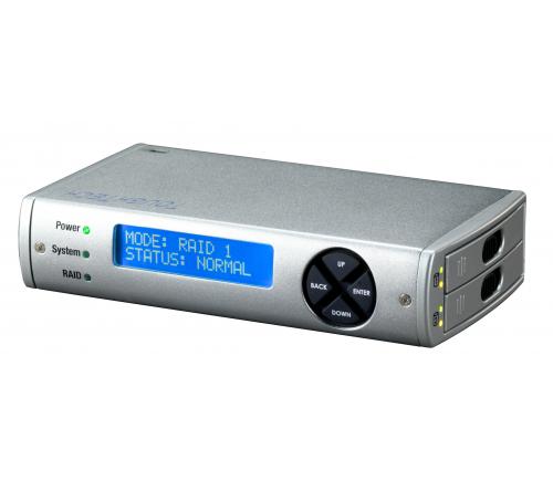 TT DUO QR 2X1TB/7200RPM NTFS