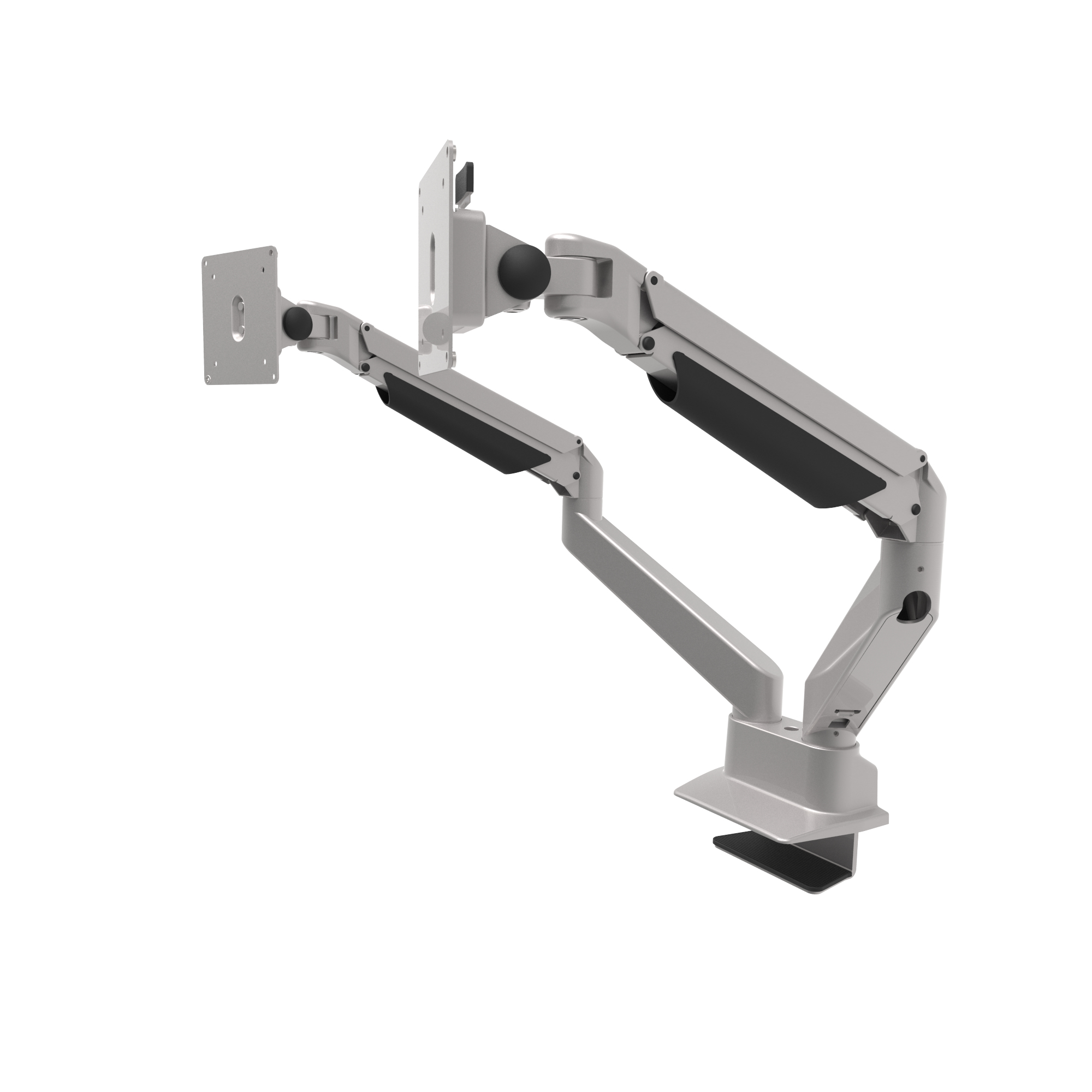 DOUBLE ARTICULATING ARM TWO JOINTS VESA