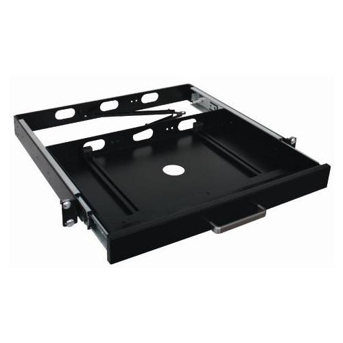 Universal Rackmount Keyboard Drawer - 1U - 1.8 inch x 13.8 inch x 17.3 inch