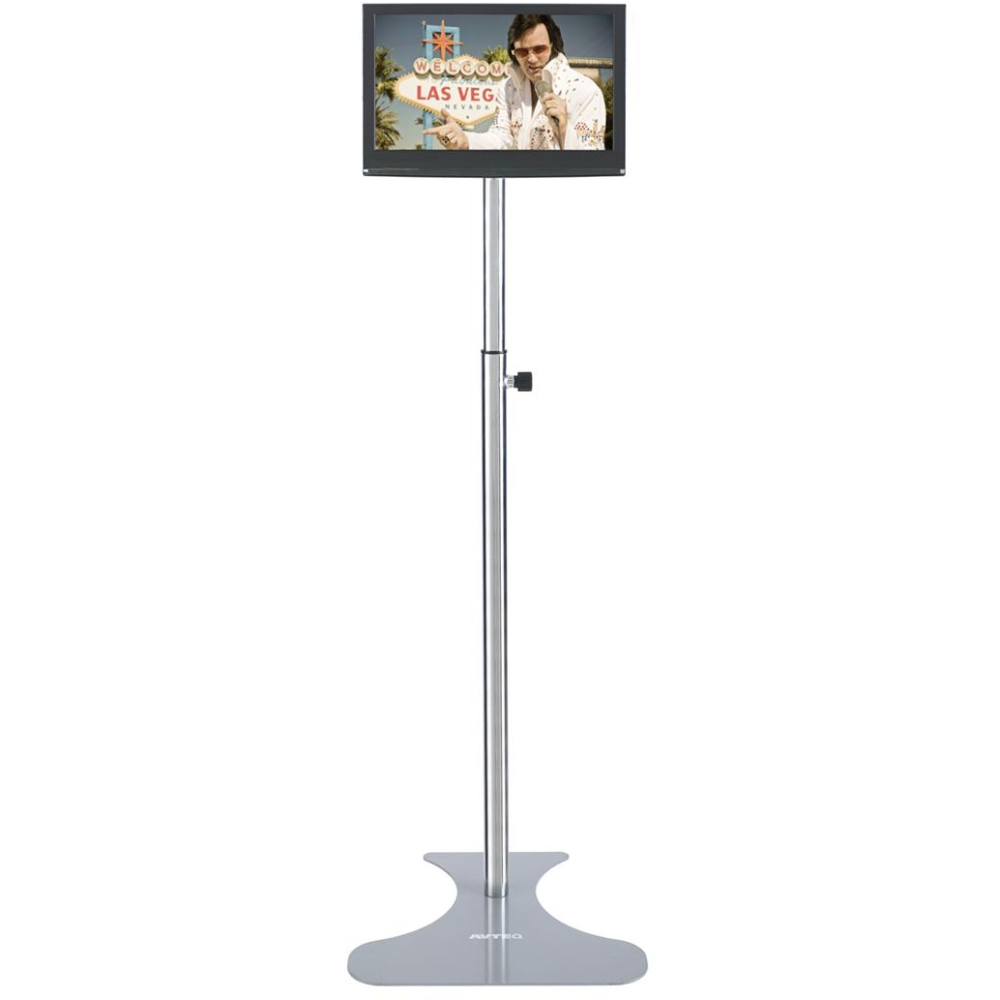 ShowStand Display Stand - Up to 37 inch Screen Support - 68 inch Height x 25 inch Width x 30 inch Depth - Steel