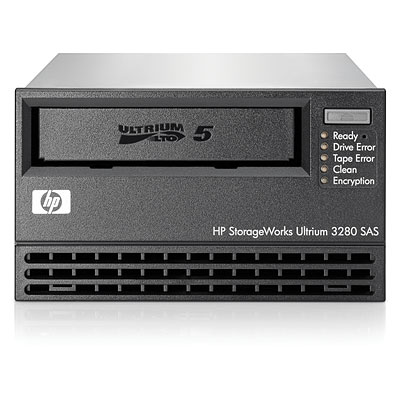 StorageWorks LTO-5 Ultrium 3280 - Tape drive - LTO Ultrium ( 1.5 TB / 3 TB ) - Ultrium 5 - SAS-2 - internal - 5.25 inch - encryption - Smart Buy