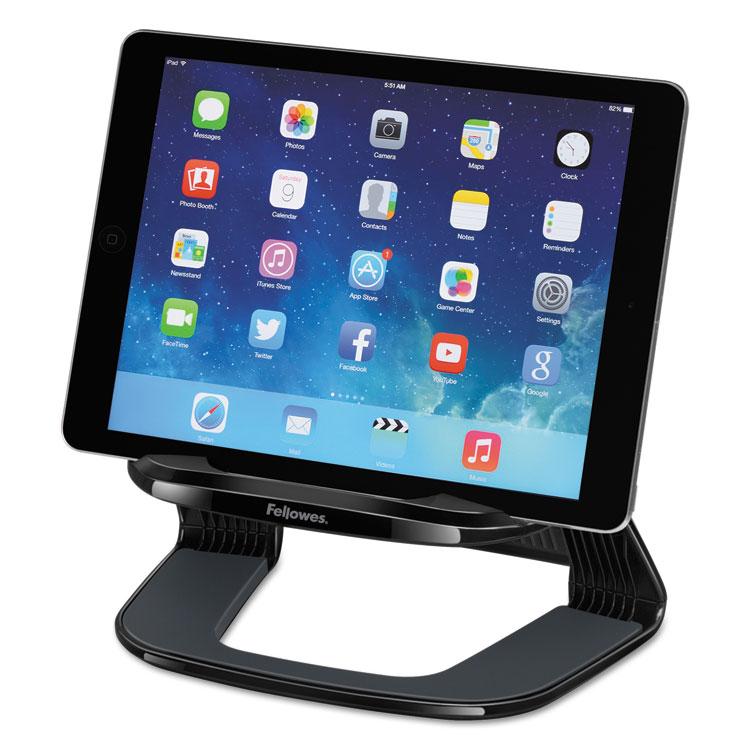Tablet Riser 8 3/8 X 5 3/8 X 4 5/8 Black/gray