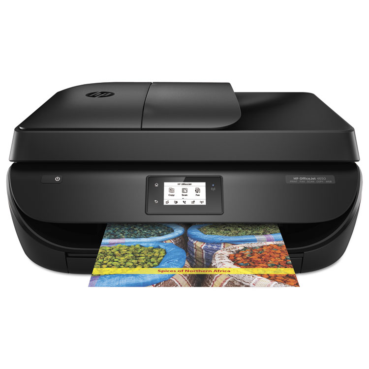 Envy 4520 All-in-One - Multifunction printer - color - ink-jet - Letter A Size (8.5 in x 11 in) /A4 (8.25 in x 11.7 in) (original) - A4/Legal (media) - up to 7.5 ppm (copying) - up to 20 ppm (printing) - 100 sheets - USB 2.0 Wi-Fi(n)